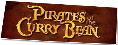 Image result for pirates of the curry bean