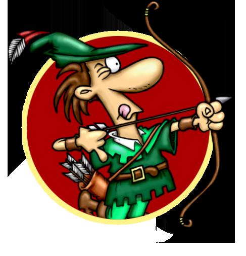 Robin The Sherwood Hoodies Craig Hawes
