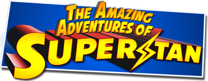 Image result for the adventures of superstan